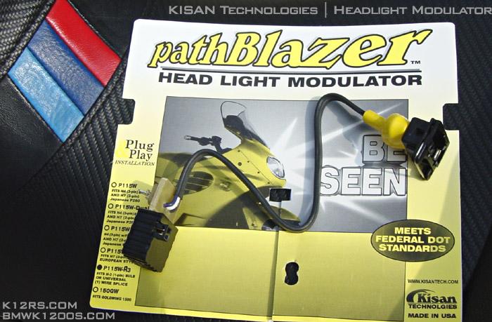 KisanTech-Headlight