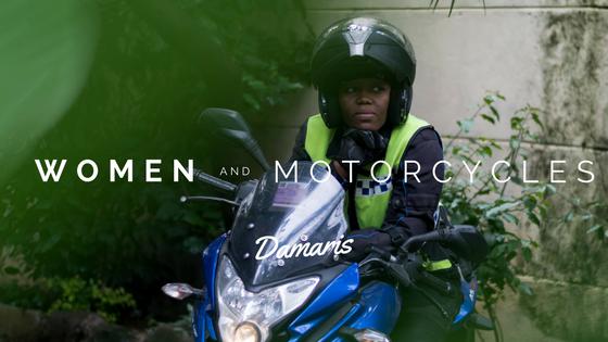Biker Girls In Kenya Page 2 InkedBiker Rider Training